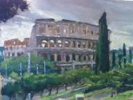 Colosseo 15x18 cm