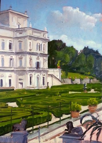 Giardini Villa Pamphili